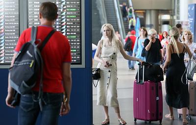 Московские аэропорты работают штатно несмотря на усиление ветра