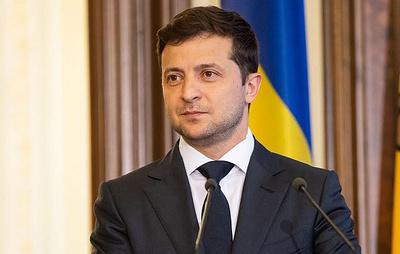 Зеленский заявил, что мир в Донбассе и возвращение Крыма остаются его основными задачами