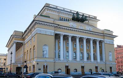 Театральная олимпиада и ТАСС запускают виртуальные экскурсии по Александринскому театру