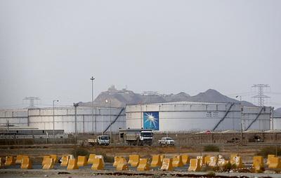 Ситуация с Saudi Aramco обеспечила рост российскому рынку