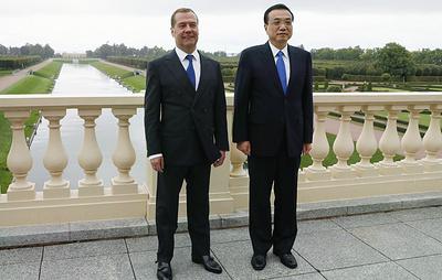 Медведев: Россия готова развивать сотрудничество с Китаем по всем направлениям