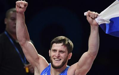 Российские борцы-классики завоевали лишь три олимпийские путевки на чемпионате мира