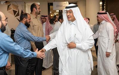 Reuters: министр нефти Саудовской Аравии заявил о возобновлении поставок на прежнем уровне