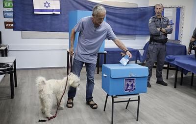 Явка на парламентских выборах в Израиле составила 69,4%