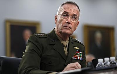 Американский генерал заявил о потере превосходства НАТО над Россией