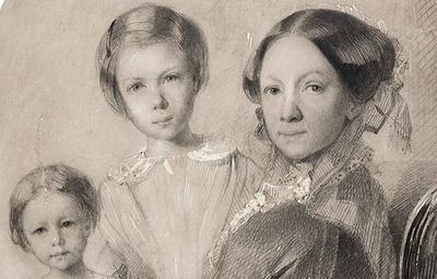 Выставка к 175-летию со дня рождения Поленова в Москве представит работы матери художника