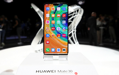 Huawei представила новый флагманский смартфон