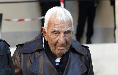 AFP: французский актер Шарль Жерар умер в Париже в возрасте 92 лет