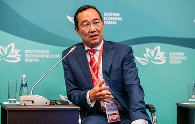 Айсен Николаев: мост через Лену позволит решить многие проблемы Якутии