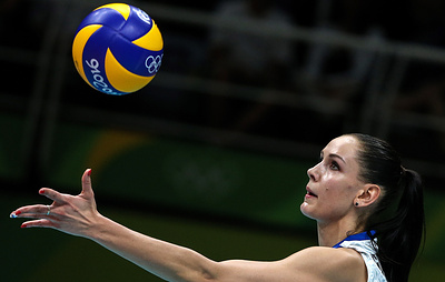 Российские волейболистки одержали пятую победу на Кубке мира, переиграв сербскую команду