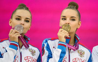 Россиянки не выиграли только одну дисциплину на ЧМ по художественной гимнастике