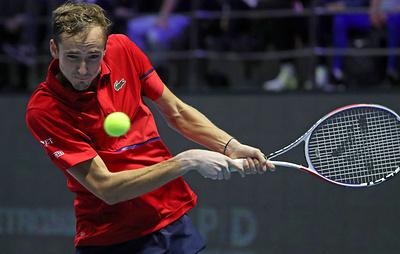 Даниил Медведев выиграл турнир ATP в Санкт-Петербурге
