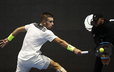Чорич: теннисист Медведев показывает игру невероятного уровня последние 10 недель