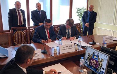 Армянская культурная автономия Крыма и КФУ заключили соглашение о сотрудничестве