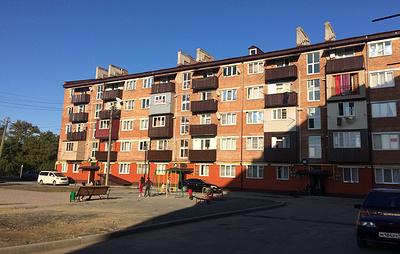 Меценат отремонтировал три многоквартирных дома в Северной Осетии