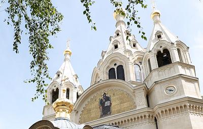 История Архиепископии православных русских церквей в Западной Европе