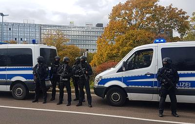 Полиция задержала подозреваемого в стрельбе на востоке Германии