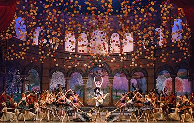 Кеннеди-центр: гастроли Мариинского театра позволяют показывать искусство мирового уровня
