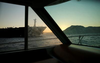 СМИ: на иранском танкере в Красном море произошел взрыв