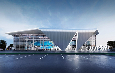 Аэропорт имени Алексея Леонова в Кемерове откроет музей космонавта в новом терминале
