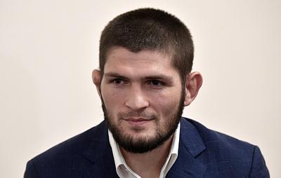 Нурмагомедов заявил, что в следующем поединке встретится с Фергюсоном