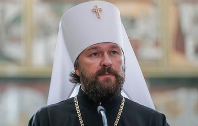 Митрополит Иларион: разрыв с Константинополем не повредил ни Русской, ни Украинской церкви