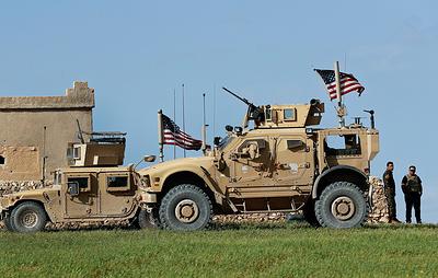 Минобороны РФ: военнослужащие США покинули две свои базы в Сирии