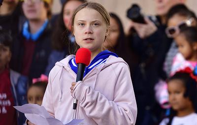 ВЦИОМ: большинство россиян не слышали о Грете Тунберг