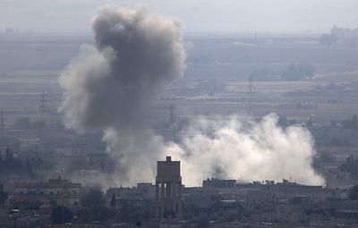 Reuters: США нанесли удар в Сирии для уничтожения оставленных при отводе войск боеприпасов