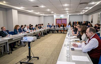 Состоялось заседание экспертного совета руководителей представительств российских регионов