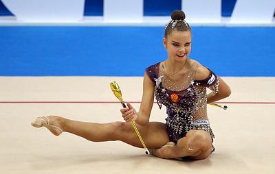 Дина Аверина признана лучшей спортсменкой Европейских игр в Минске по версии АНОК