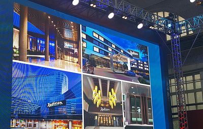 Первую в России гостиницу под брендом Radisson откроют в Перми в 2021 году