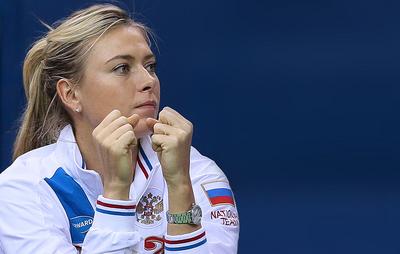 Федерация тенниса России включила Шарапову в список кандидатов в сборную на 2020 год