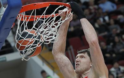 Хряпа номинирован на включение в символическую пятерку десятилетия баскетбольной Евролиги