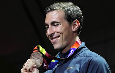 Шубенков выиграл забег на 110 м с барьерами на Всемирных военных играх