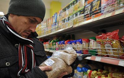 Стоимость гречки в России за неделю выросла на 2,6%