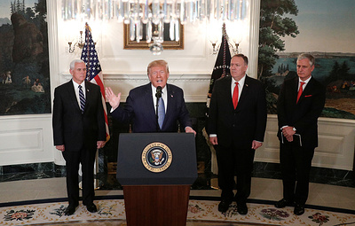 """США отменяют санкции, введенные против Турции в связи с началом операции """"Источник мира"""""""