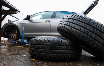 В ГИБДД просят автовладельцев отказаться от поездок на машинах с летней резиной 30 октября
