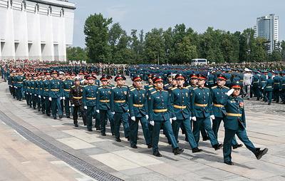 История военного университета Минобороны России