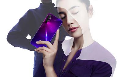 Предзаказ на смартфоны Huawei nova 5T с пятью камерами стартовал в России