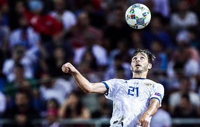 Футболист Ерохин назвал великолепными условия подготовки сборной России в Сочи