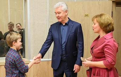 Собянин открыл новое здание детской музыкальной школы в Вешняках