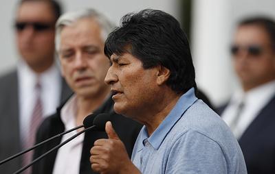 Производители коки в Боливии объявили мобилизацию для возвращения к власти Эво Моралеса
