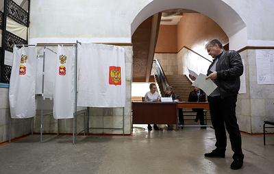 Почти 1000 участков в 26 регионах проверят на предмет двойного голосования