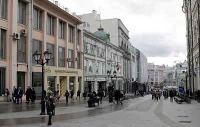 Аномально теплая погода продержится в Москве до воскресенья