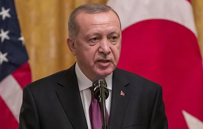Эрдоган заявил, что Турция не может отказаться от С-400
