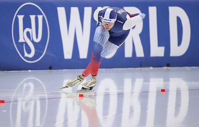 Шихова стала третьей на дистанции 1000 м на этапе КМ по конькобежному спорту в Минске