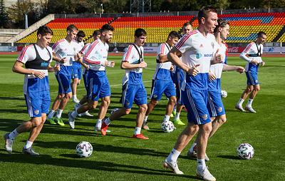 Футболисты сборной России завершат отборочный этап ЧЕ-2020 матчем с командой Сан-Марино