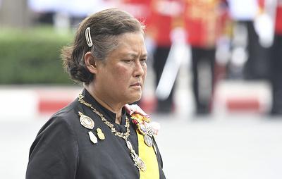 СМИ: принцессу Таиланда Сириндон госпитализировали для лечения ишемической болезни сердца