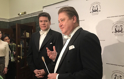 Денис Мацуев и симфонический оркестр Татарстана исполнили концерт Прокофьева в Казани